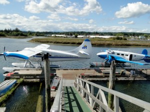 Airpalne Campbell River