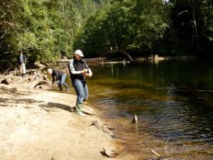 rick's fishing