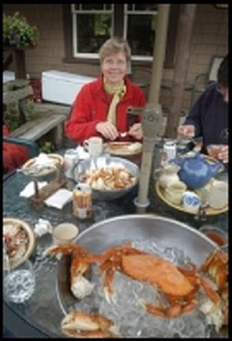 Fresh crabs to eat